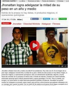 Perder peso perder grasa. Carlos Andrade Fitness Coach