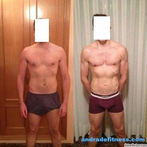 transformación fisica, perder peso, perder grasa, ganar músculo, tener abdominales