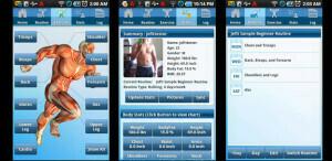 Diario de entrenamiento, ganar masa muscular, perder peso, perder grasa, tener abdominales