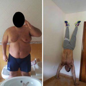 perder peso, perder grasa, carlos andrade , andrade fitness, carlos andrade entrenador personal